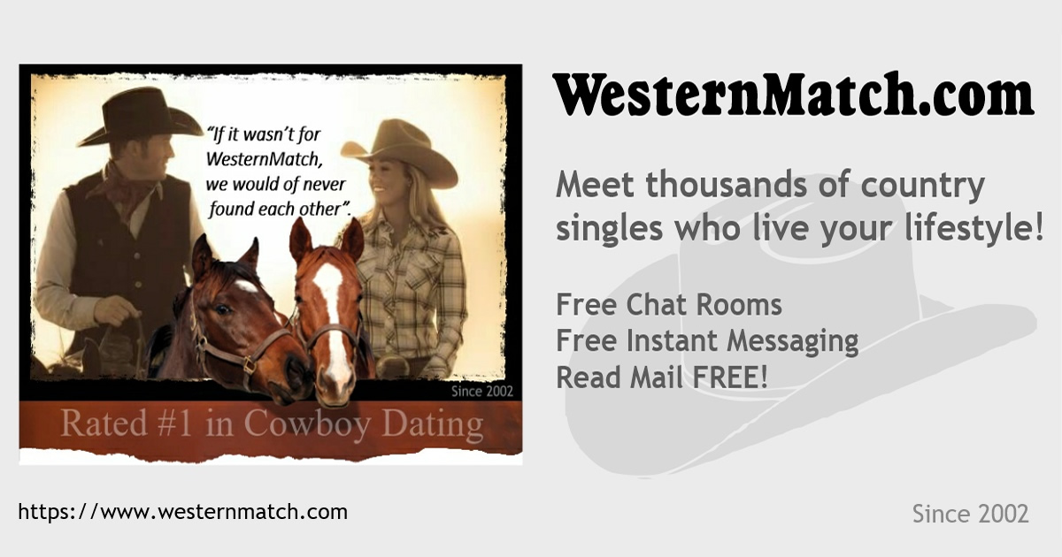 Online dating for Cowboys